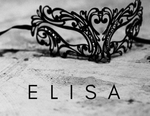 1ère de couverture - Elisa (Nouvelle par Joy Halt-Roen)