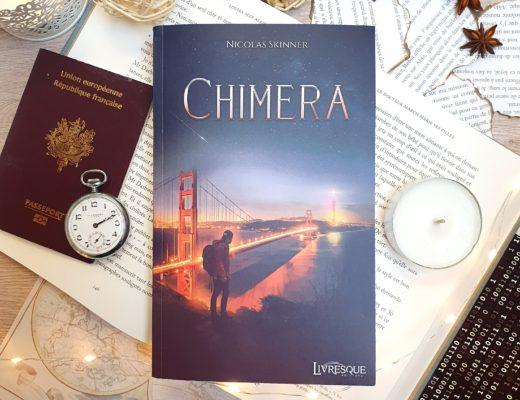 Chiméra - Nicolas Skinner (romans aux éditions Livresque)