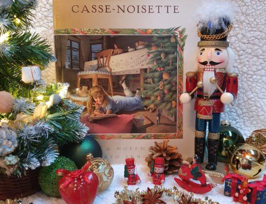 Casse-Noisette - E. T. A Hoffmann (aux éditions Gallimard Jeunesse)