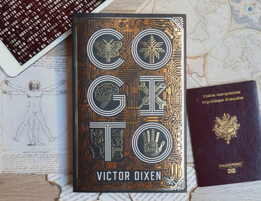 Cogito - Victor Dixen (roman aux éditions Collection R)