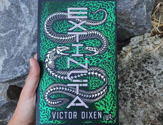 Extincta de Victor Dixen (un roman aux éditions Collection R)