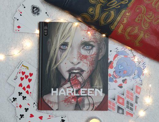Harleen - Stjepan Sejic (aux éditions Urban Comics)