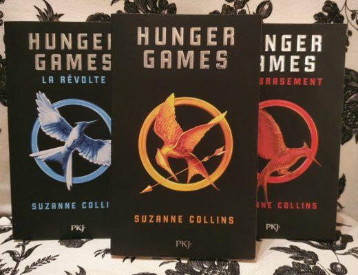 Hunger Games - Suzanne Collins (Trilogie) aux éditions PKJ