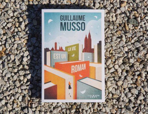 La vie est un roman de Guillaume Musso (aux éditions Calmann Levy)