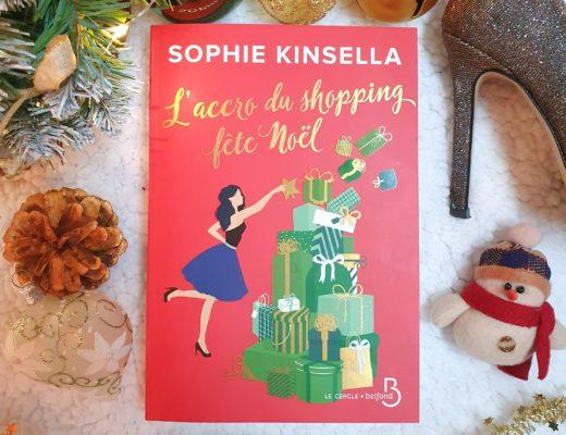 L'accro du Shopping fête Noël - Sophie Kinsella (aux éditions Belfond)