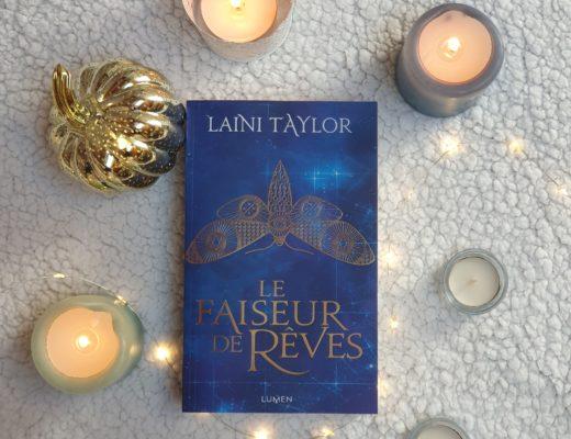 Le Faiseur de Rêves - Laini Taylor (aux éditions Lumen)