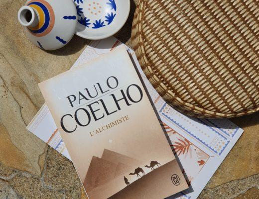 Paul Coelho - L'Alchimiste (aux éditions J'ai Lu)