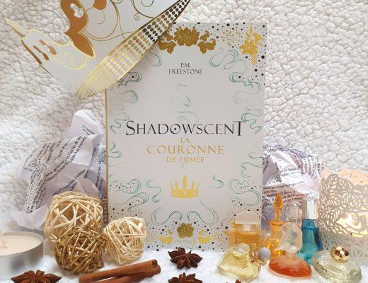 Shadowscent 2 - P. M. Freestone (roman aux éditions Lamartinière Jeunesse)