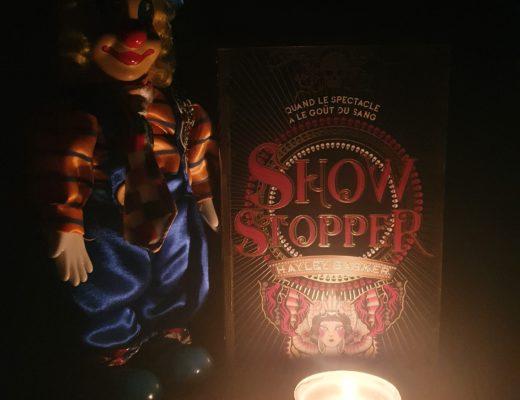 Show Stopper - Hayley Barker (aux éditions Bayard Jeunesse)