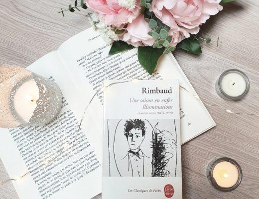 Une saison en enfer - Arthur Rimbaud (aux éditions Le Livre de Poche)