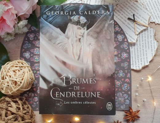 Les Brumes de Cendrelune (Tome 3) - Georgia Caldera aux éditions J'ai Lu