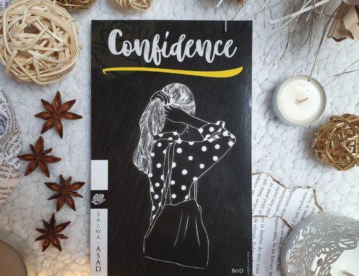 """""""Confidence"""" Salwa Asad, auteure autoéditée"""