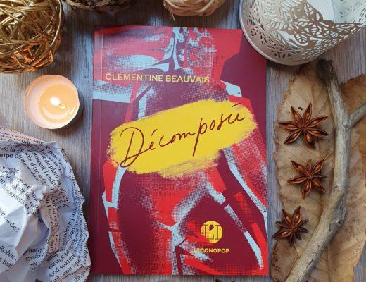 """""""Décomposée"""" de Clémentine Beauvais, aux éditions L'Iconopop"""